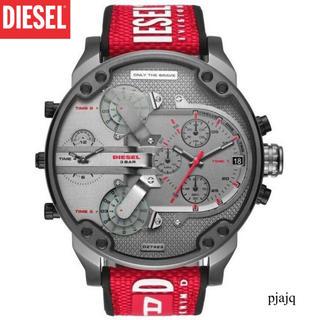 ディーゼル(DIESEL)の在庫ラスト!約6万!レッドバンド!ディーゼル 腕時計 DIESEL DZ7423(腕時計(アナログ))