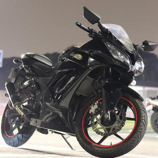 カワサキ -  Ninja250R