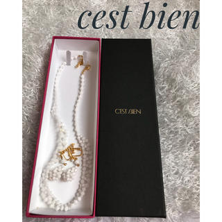 CECIL McBEE - ❤︎CESTBIEN❤︎イヤリング・ネックレス⭐️