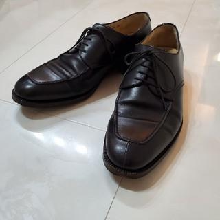 Salvatore Ferragamo - フェラガモ 靴 本革 ブラック