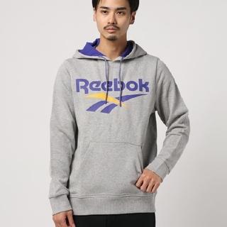 Reebok - パーカー  メンズ  Reebok  未使用品