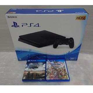 PlayStation4 - 新品未開封 SONY PlayStation4 CUH-2200AB01