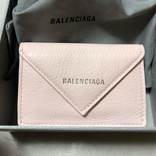 Balenciaga - 新品 Balenciaga バレンシアガ ミニペーパーウォレット