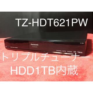 Panasonic - 【2/20迄】Panasonic TZ-HDT621PW 1TB STB