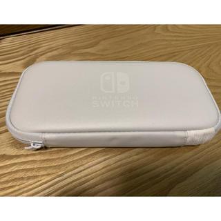 ニンテンドースイッチ(Nintendo Switch)のswitch lite ケース(その他)