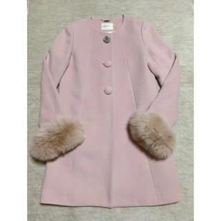 Debut de Fiore - 大人気完売商品♡美品♡Debut de fioreさえこさんコート♡36サイズ