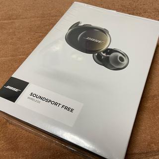 BOSE Sound Sport Free wireless ブラック