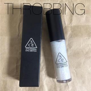 3ce - 最後の1つ![新品]3CE アイスイッチグリッター#THROBBING