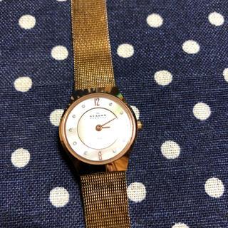 スカーゲン(SKAGEN)の腕時計 レディース スカーゲン(腕時計)