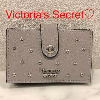 Victoria's Secret - 新品 グレー カードケース VS アコーディオンカードケース