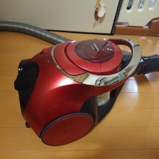 トウシバ(東芝)の東芝 サイクロン掃除機 動作確認済み(掃除機)