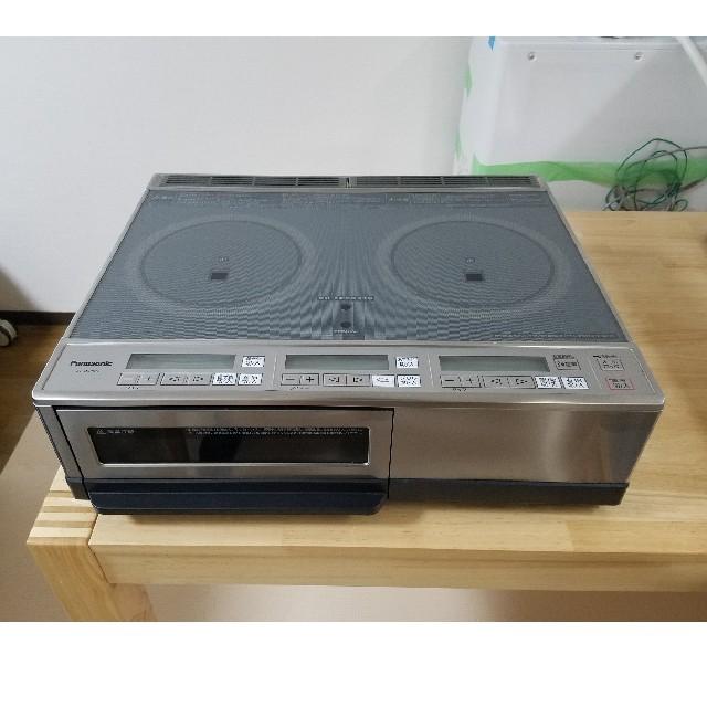 Panasonic(パナソニック)のKZ-D60KG IHクッキングヒーター スマホ/家電/カメラの調理家電(IHレンジ)の商品写真