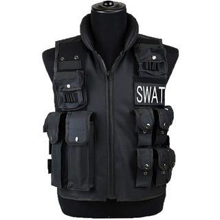 SWAT ミルフォース ベスト レプリカ サバゲー MW1 ファイナルスタンド(戦闘服)
