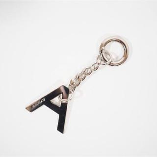 アクネ(ACNE)のAYMMM A logo key ring(キーホルダー)