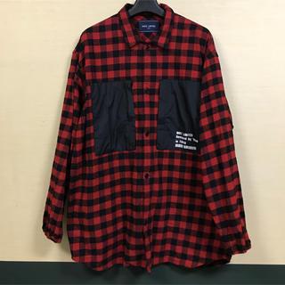 ウィズ(whiz)のwhiz limited チェックシャツ Lサイズ(シャツ)