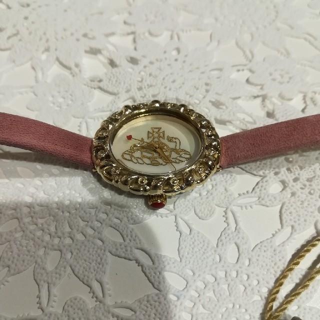 Vivienne Westwood(ヴィヴィアンウエストウッド)のヴィヴィアンウエストウッド 腕時計 VivienneWestwood  レディースのファッション小物(腕時計)の商品写真