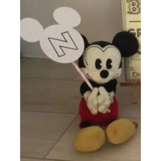 ディズニー(Disney)のイニシャルフォトプロップス(フォトプロップス)