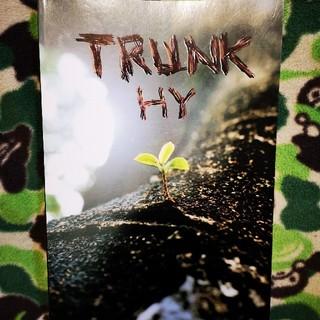 Trunk HY  ミクスチャーロック バンドスコア 楽譜(楽譜)