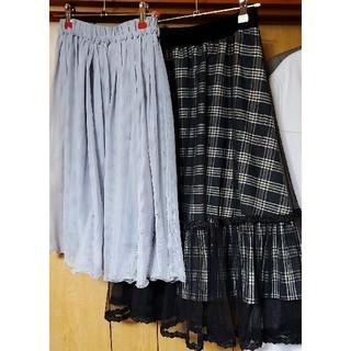 dholic - スカート2点♡