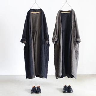 nest Robe - イチアンティークス ビエラカーディガン(完売品)BLACK