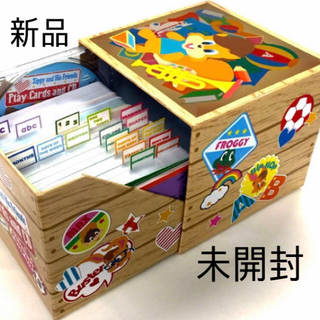 Disney - 新品未開封 dwe zippy play card