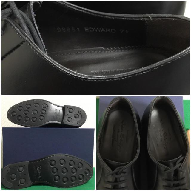 UNITED ARROWS(ユナイテッドアローズ)の専用 美品 ジャランスリウァヤ エドワード プレーントゥ 98651  メンズの靴/シューズ(ドレス/ビジネス)の商品写真
