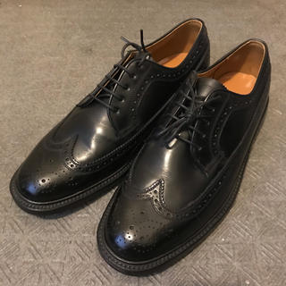 REGAL - REGAL リーガル ドレスシューズ 革靴 ウイングチップ ビジネスシューズ