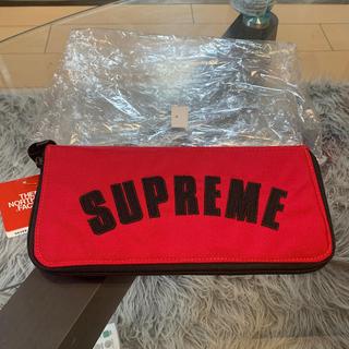 シュプリーム(Supreme)の19ss supreme arc logo organizer(長財布)