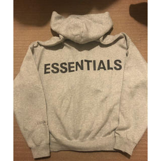 FEAR OF GOD - Fear Of God Essentials Pullover Hoodie