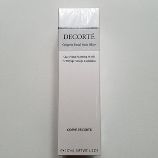 COSME DECORTE - コスメデコルテ セルジェニーフェイシャルウォッシュホワイト 125g