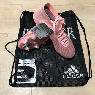 adidas - adidas predator 18.1 SG 26.0cm 新品未使用 ピンク