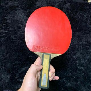 バタフライ(BUTTERFLY)の廃盤レアラケット インナーフォースzlc FL(卓球)