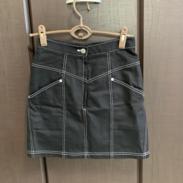 snidel(スナイデル)のスナイデル ショーパン付きミニスカート レディースのスカート(ミニスカート)の商品写真