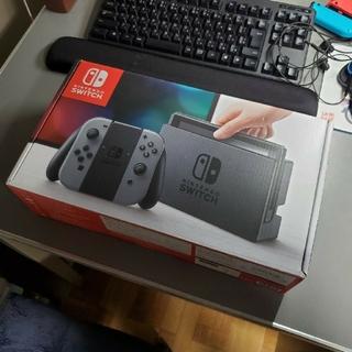 Nintendo Switch - ニンテンドースイッチ 本体&付属品全付