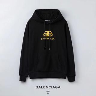 Balenciaga 9009# パーカー 5色 秋冬 綿100% 男女兼用