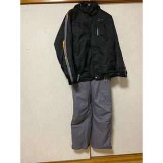 デサント(DESCENTE)のDESCENTE デサント 美品 スキーウェア Oサイズ グローブ付き(ウエア)