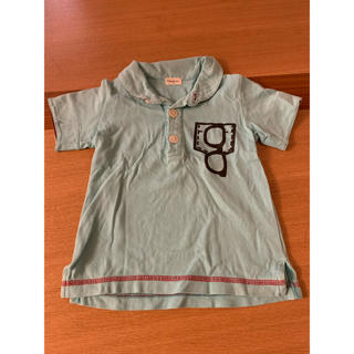 コンビミニ(Combi mini)のCombi mini⭐︎コンビミニ⭐︎襟付きTシャツ⭐︎95㎝(Tシャツ/カットソー)