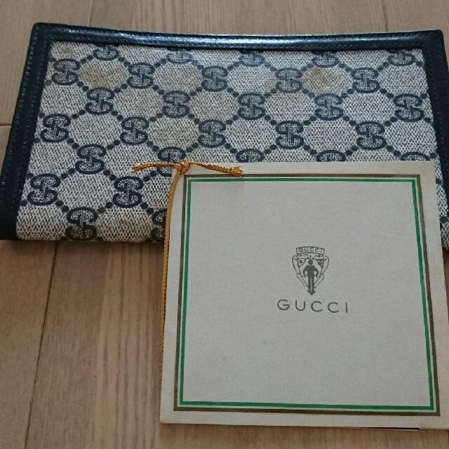 Gucci(グッチ)の新品未使用■グッチ  マルチケース メンズのファッション小物(長財布)の商品写真