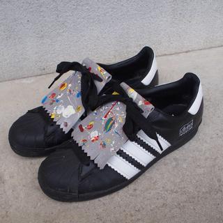 エンダースキーマ(Hender Scheme)のスニーカー、革靴用 キルトタン タッセル ペイント(その他)