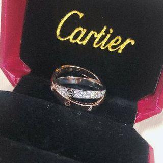 Cartier - Cartier カルティエ ラブ リング