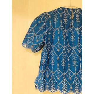 Isabel Marant - 刺繍 ブラウス