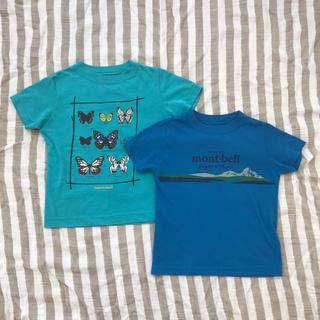 mont bell - mont bell Tシャツセット 100
