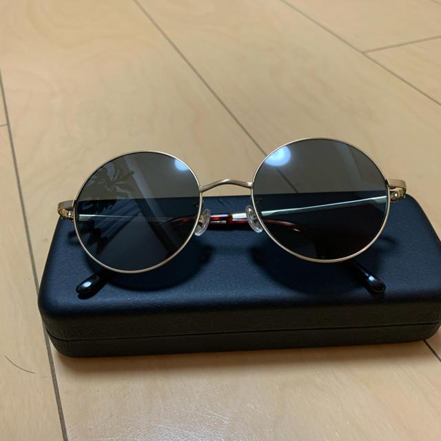 Zoff(ゾフ)のzoff サングラス ゾフ 丸眼鏡 メンズのファッション小物(サングラス/メガネ)の商品写真