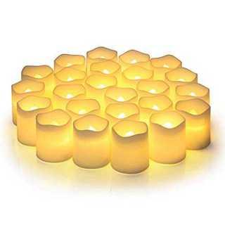 LED キャンドルライト LEDキャンドル 24個セット キャンドルライト 癒し