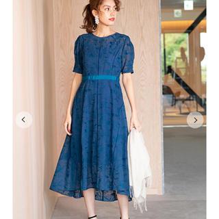FRAY I.D - 新品 フレイアイディー ドレス ワンピース 結婚式 二次会 セルフォード
