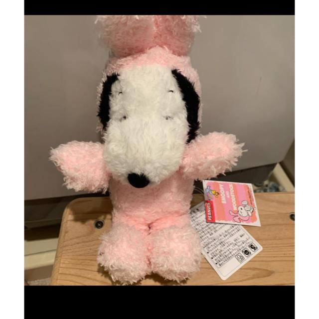 PEANUTS(ピーナッツ)のスヌーピーぬいぐるみ エンタメ/ホビーのおもちゃ/ぬいぐるみ(ぬいぐるみ)の商品写真