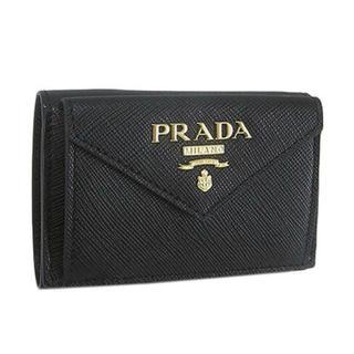 PRADA - PRADA プラダ ミニ財布 サフィアーノ