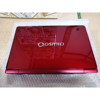 東芝 - QOSMIO 美品!Core i5 Blu-ray/SSD256GB