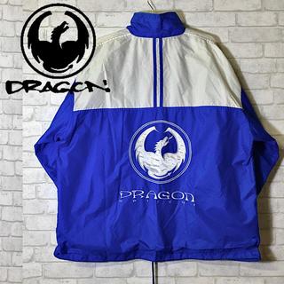 DRAGON OPTICAL ドラゴンオプティカル ナイロンジャケット/M
