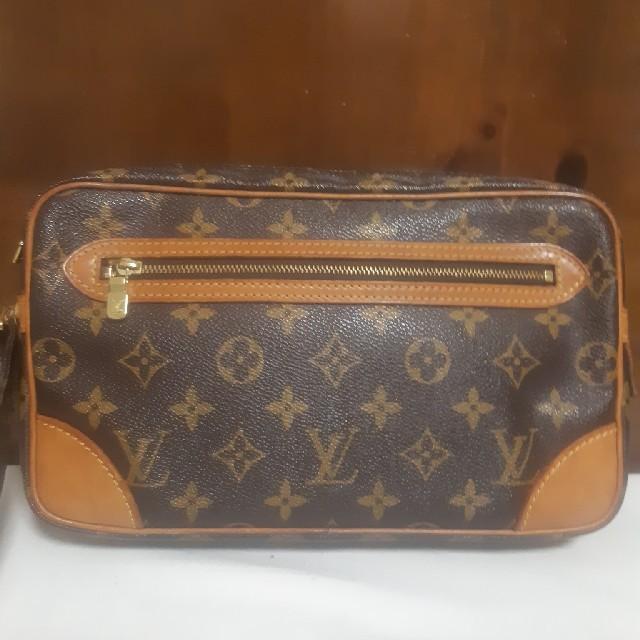 LOUIS VUITTON(ルイヴィトン)のヴィトン セカンドバック メンズのバッグ(セカンドバッグ/クラッチバッグ)の商品写真